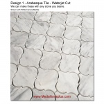 Waterjet Tile - Design 1