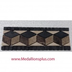 "Granite and Marble - Tile Border 4"" x 12"""