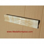 Honey Onyx - Chair Rail