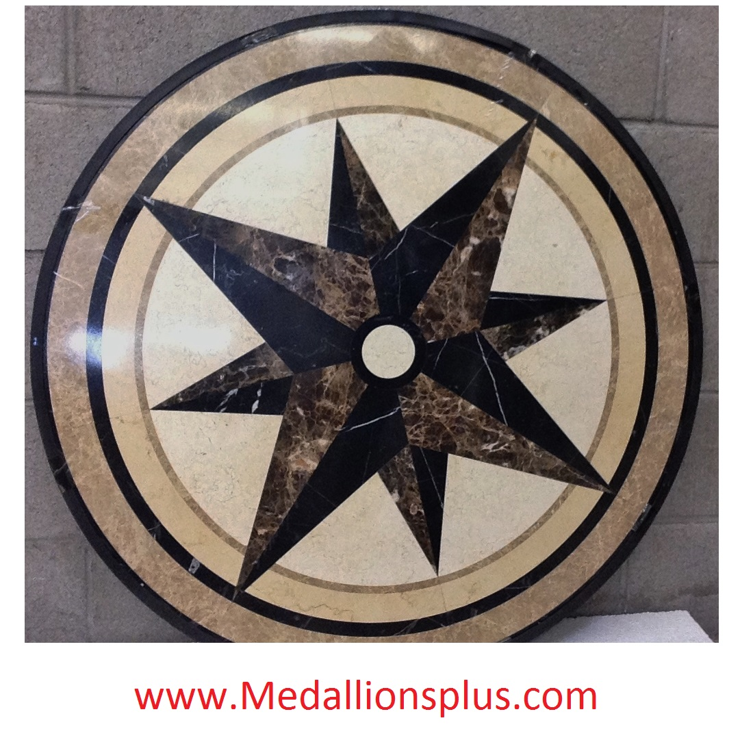 36 Stone Floor Medallion Floor Medallions