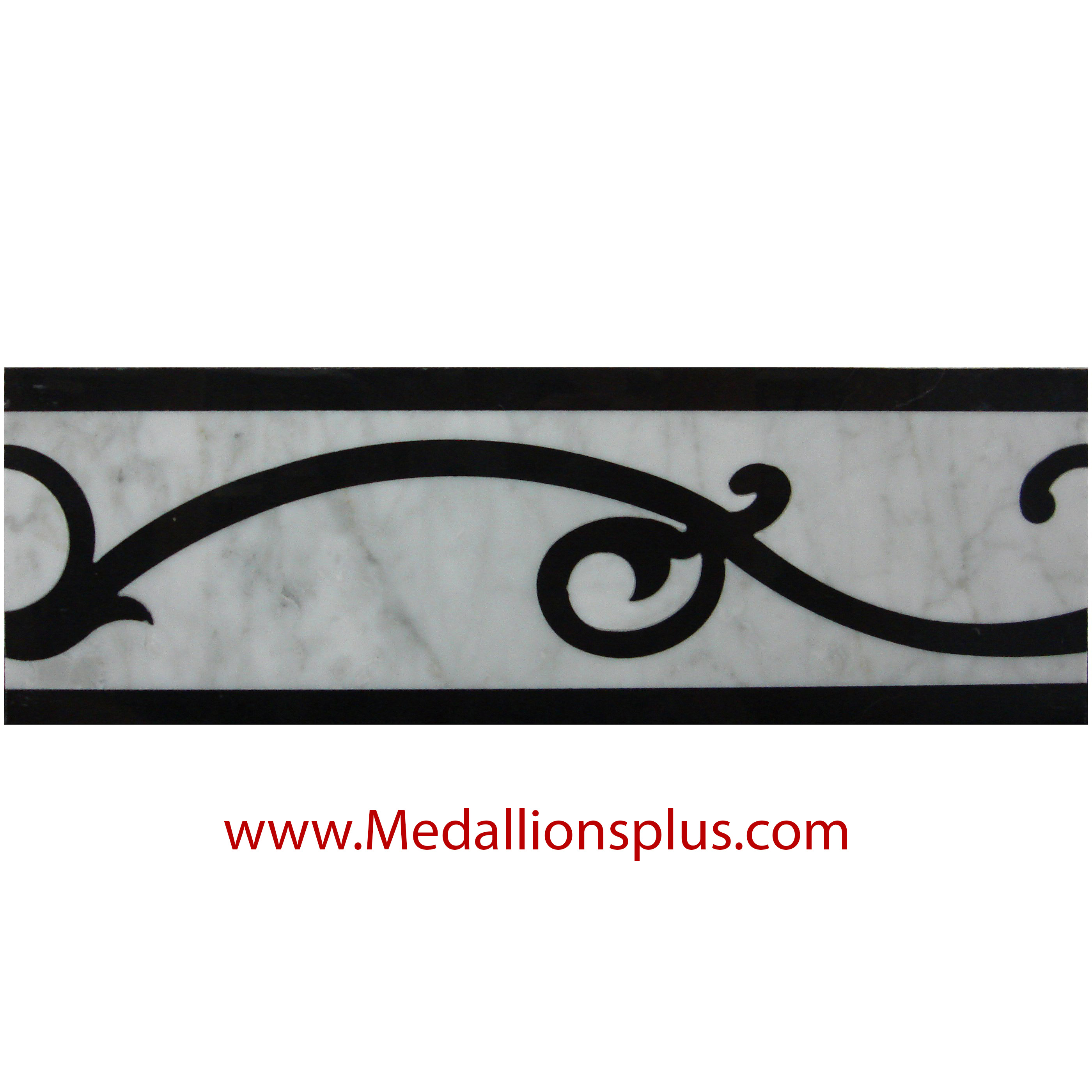 Made to Order- Waterjet Tile Borders